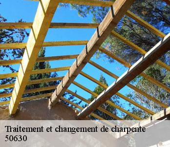 Traitement de charpente  50630