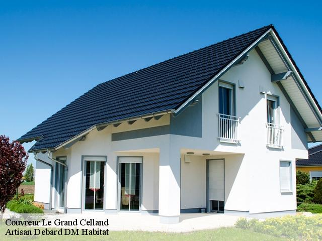 Couvreur  le-grand-celland-50370